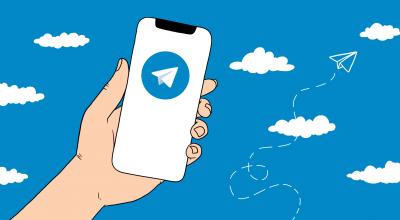 Telegram-канал МФЦ Одинцовского МР