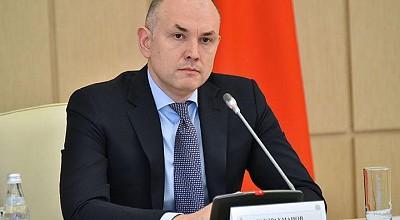 Вице-губернатор Московской области Ильдар Габдрахманов